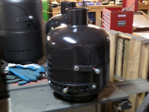 Wood Stoves for your Ice Shack, Hut Camp, Cabin, Shed, Sauna.