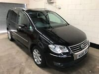 2008 Vw Touran Tdi 2.0 Sport Dsg *Automatic* 7 Seater 1 Former Keeper 12 Month Mot 3 Month Warranty