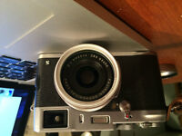 excellent condition FujiFilm X100S with 3 batteries