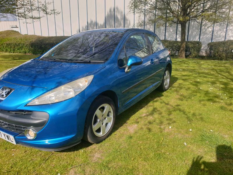 Peugeot 207 1.4 sport
