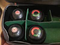Crown Green Balling Bowls