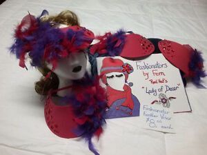 For Red Hat Ladies accessories