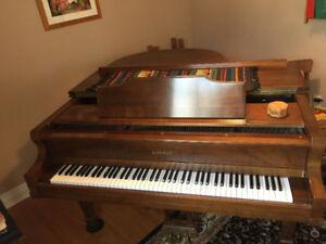 "Kimball 5' 12"" Grand Piano"