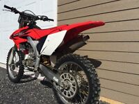 Motocross Honda CRF 250