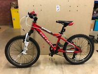 "Carrera Blast 20"" kids mountain bike"