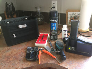 Professional Grooming Items