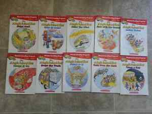 Magic school bus learn phonics reading program