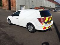 Vauxhall Astra van++2010++1 owner++tow bar++mot++led warning equipment++£2300 priced to sell+++