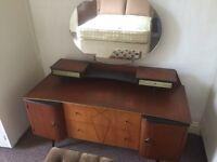 Vintage dressing table. Can deliver.