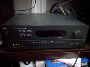 NAD T743 Audiophile Reciever/ Amplifier