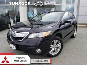 2013 Acura RDX BASE  - Sunroof -  Leather Seats
