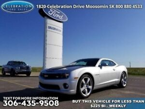 2010 Chevrolet Camaro 2SS  6.2L with 22000KMS!