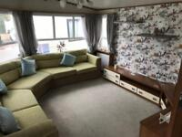 Static Caravan Hastings Sussex 3 Bedrooms 8 Berth ABI Connoisseur 2012 Beauport