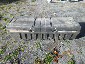 "TUFF-BOX II TOOL BOX 65""X21""X15"" COFFRE OUTIL CAMION PICK UP"
