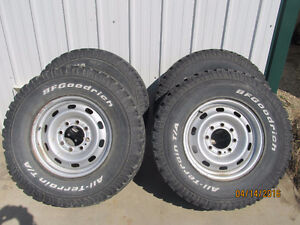 truck tires and rims