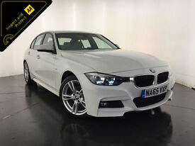 2015 65 BMW 320D M SPORT DIESEL 1 OWNER SERVICE HISTORY FINANCE PX WELCOME