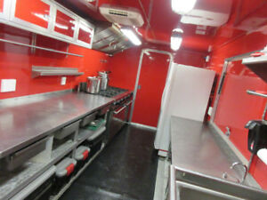 Commercial Kitchen Type E ( food truck )