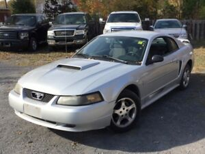 2003 Ford Mustang Silver - accident free - valid emission