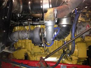 Kenworth T800 HH 6NZ Tri axle / Tractor