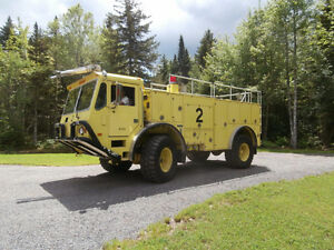 Airport Fire Truck-------Offers