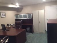 Downtown Fully Furnished Office with Shared Reception