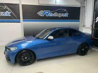 2015/15 BMW M235i COUPE + LEATHER + NAV + STAGE 2 + 420BHP
