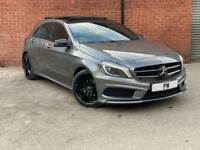 2013 Mercedes-Benz A Class 1.8 A200 CDI BlueEFFICIENCY AMG Sport 7G-DCT 5dr Hatc