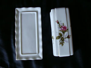Japan Bone China 1/2 lb Butter Dish Peterborough Peterborough Area image 6
