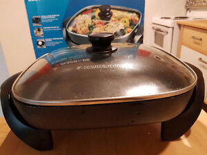Black and Decker Electric Skillet