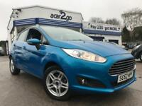 2013 Ford FIESTA ZETEC Automatic Hatchback