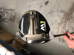 LH Taylormade M1 driver