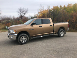 2012 Ram 2500 SLT THREE QUARTER TON Pickup Truck