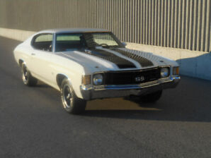 CHEVELLE SS396 50kORIGINAL MILES,NUMBERS MATCHING.