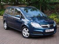 EXCELLENT 7 SEATER!!! 2006 VAUXHALL ZAFIRA 1.6 16V CLUB, 1 YEAR MOT,