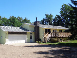 Acreage With Nice Home