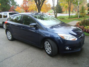 2012 Ford Focus se automatic Full  ( 80,000 km )