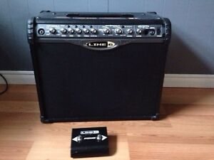 Line 6 amp and LADO Guitar