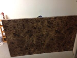 Marble table 5 feet long by 3 feet wide  Peterborough Peterborough Area image 3