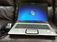 fast and in good condition intel  hp laptop