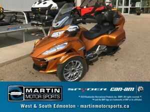 2014 Can-Am Spyder RT LTD SE-6 GPS