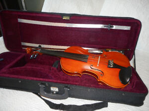 VIOLINS / FIDDLES FROM  $1400.00 to  $2000.00