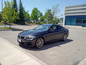 2016 BMW 4-Series F32 435i M Sport Individual Coupe (2 door)