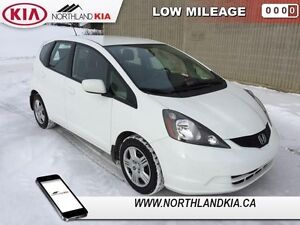 2013 Honda Fit Sport   - Low Mileage