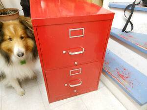 Used filing cabinet