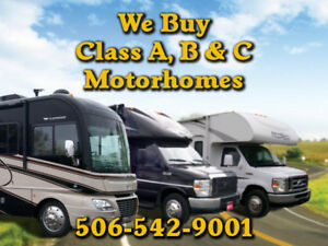 Looking to Sell Your Motorhome?