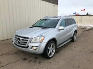 2009 Mercedes-Benz GL550 4Matic | No Accidents | Low KM | Loaded