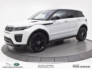 2016 Land Rover Range Rover Evoque HSE DYNAMIC // BLACK CONTRAST