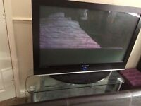 42 inch Samsung tv and stand