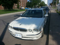 2002 Jaguar X-TYPE Sedan ALL WHEEL DRIVE