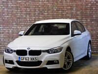 BMW 3 Series 318d M Sport 2L 4dr